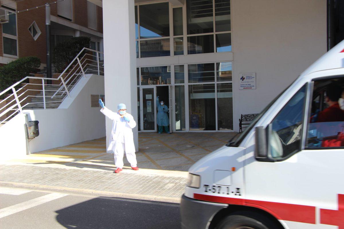 Piden ambulancias para el servicio de urgencias de Banyeres