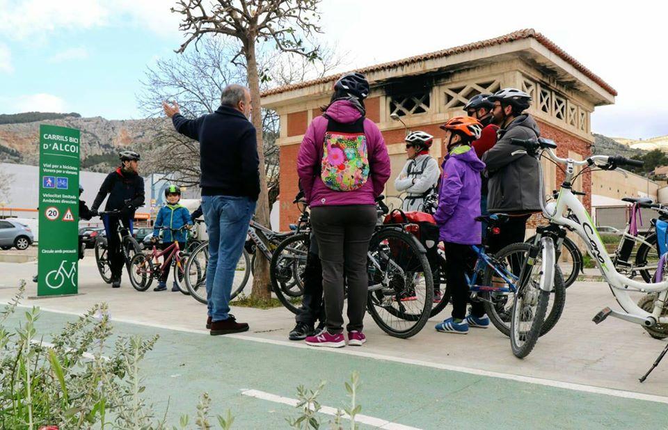 Colectivo Ontinyent en Bici
