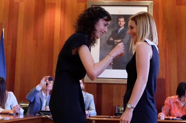 Paula Figuerola deja su acta como concejala de Col·lectiu-Compromís