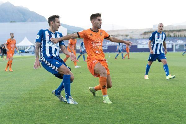 primera jornada de Lliga de 2ªB