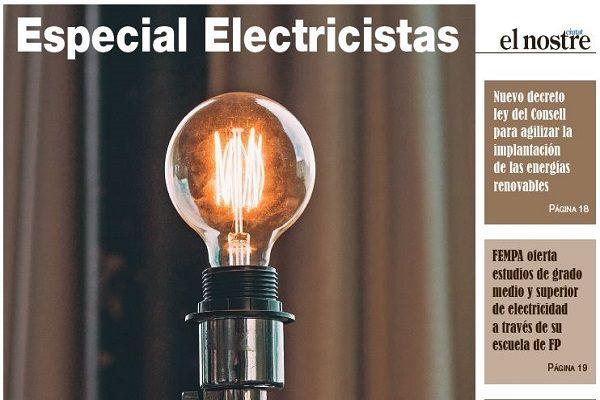 Especial sector electricistas Alcoy y comarca