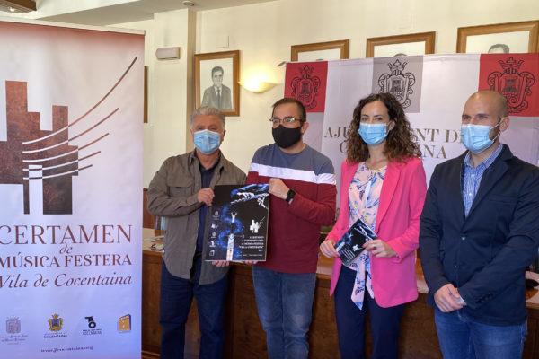 El Certamen se presentó ayer en el Salón de Plenos del Ayuntamiento