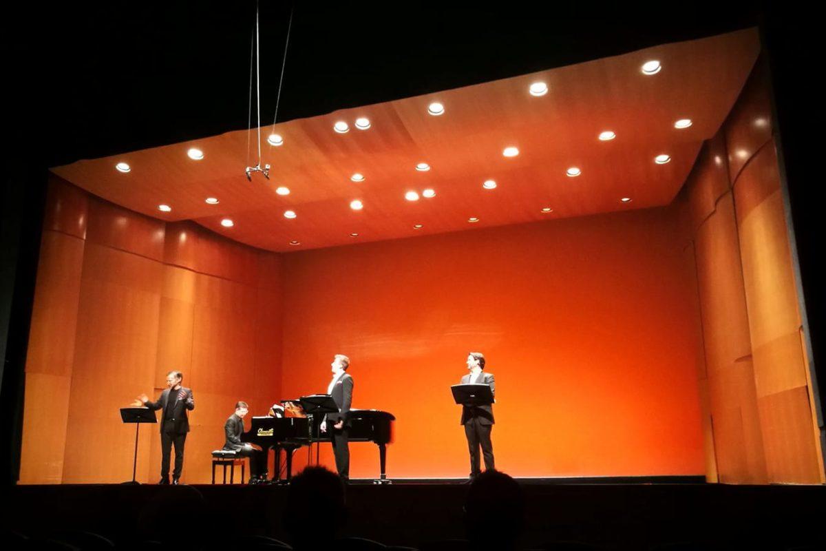 Amigos de la Música retoma la programación en el Teatro Calderón