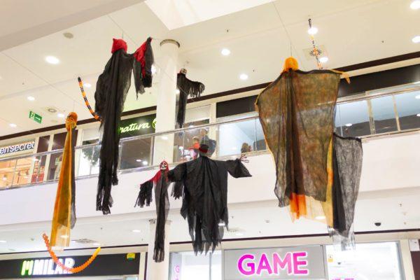 Centro Comercial Alzamora Halloween