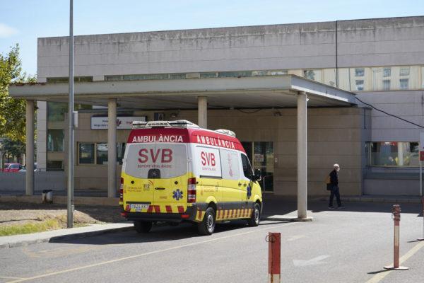 hospital virgen de los lirios
