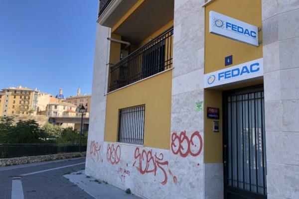 Fedac recibe una ayuda económica de Diputación