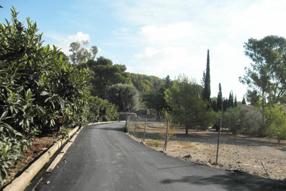 Caminos Diputación