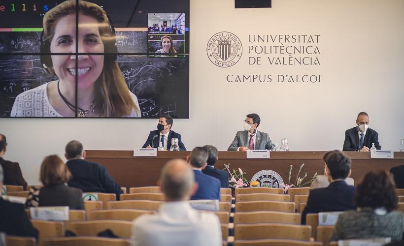 Alcoi durà a terme una càtedra d'Indústria Digital juntament amb el Campus d'Alcoi