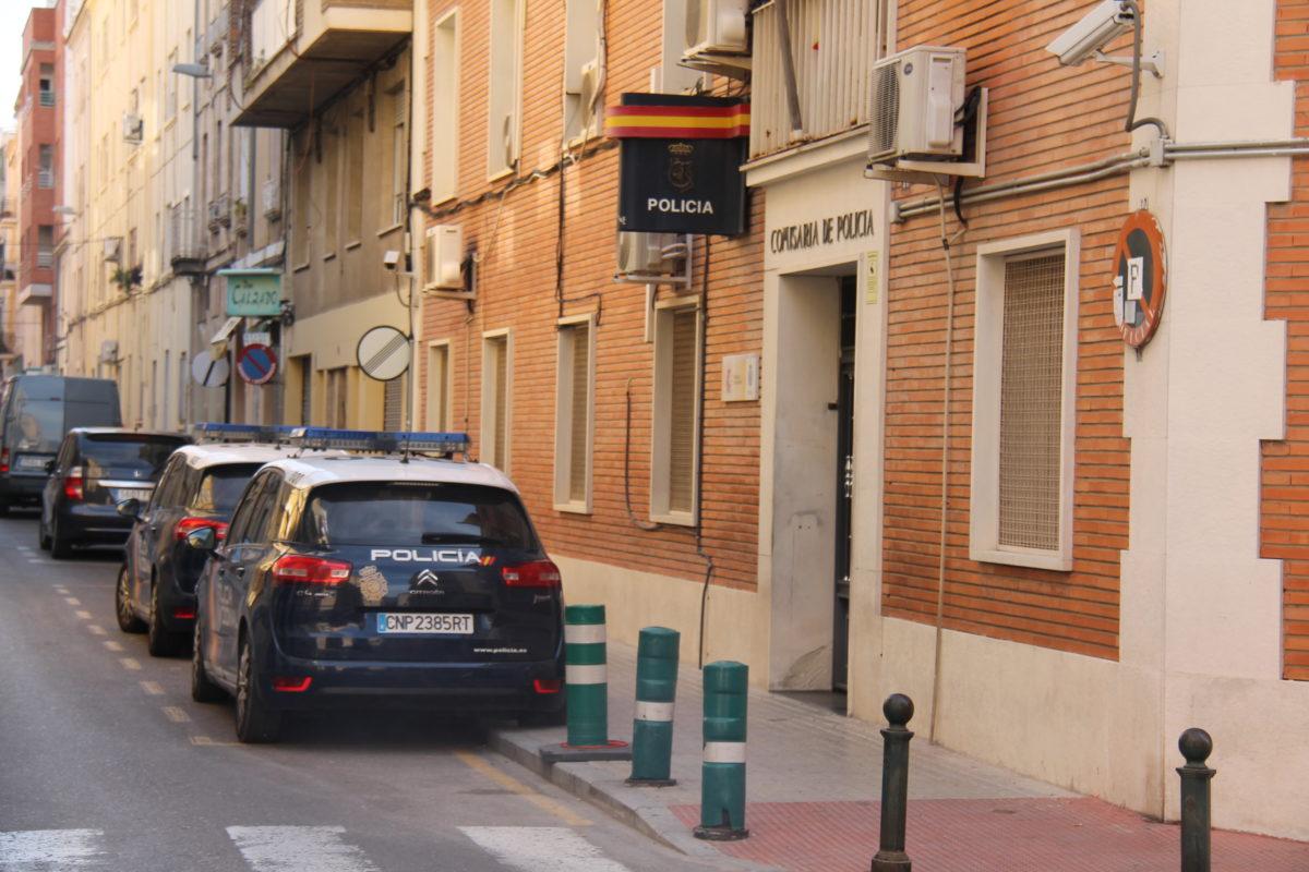 Detienen a un hombre en Alcoy tras robar 20.000 euros en joyas