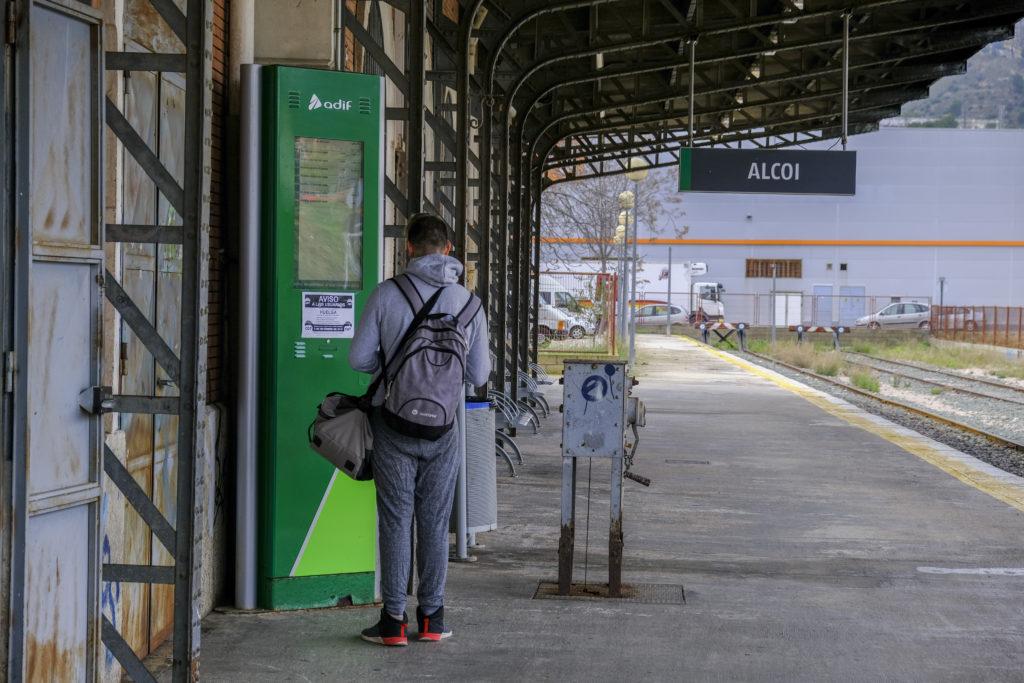 Estación de Tren de Alcoy