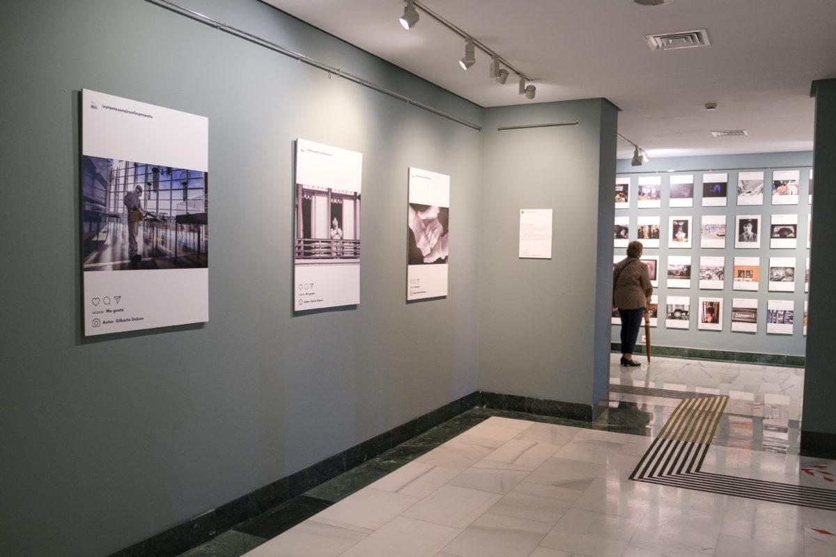 La llibertat tancada en una mostra exposada en el MAF