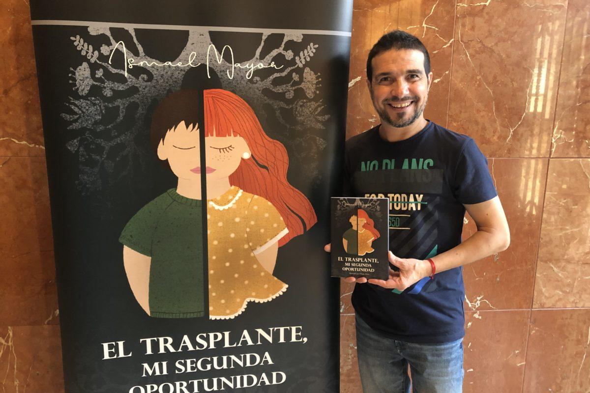 Ismael Mayor publica 'El transplante, mi segunda oportunidad', la seua experiència amb la fibrosi quística
