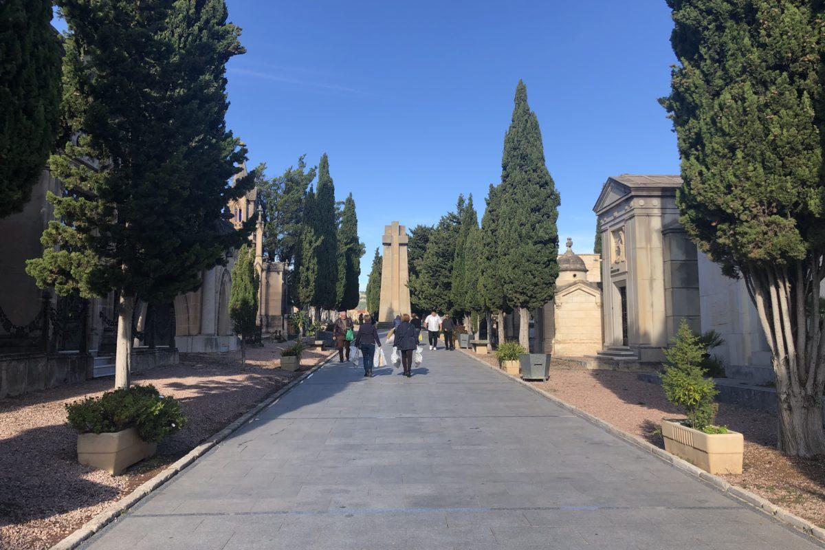 Cementerio municipal de Alcoy