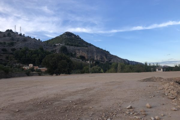 Terrenos cerca del Romeral