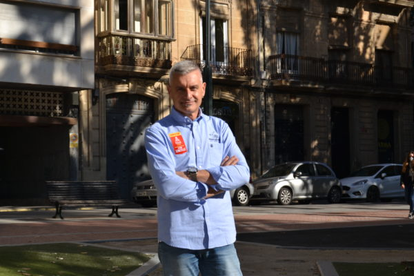 El Dakar en les venes de Víctor González