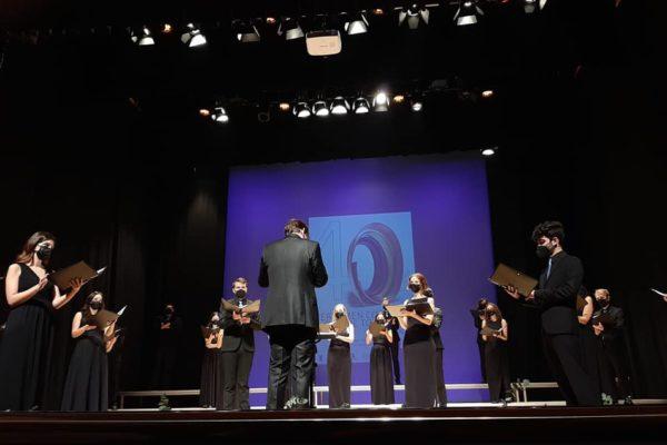 La música coral va triomfar en l'edició més inèdita del Certamen de la Fira