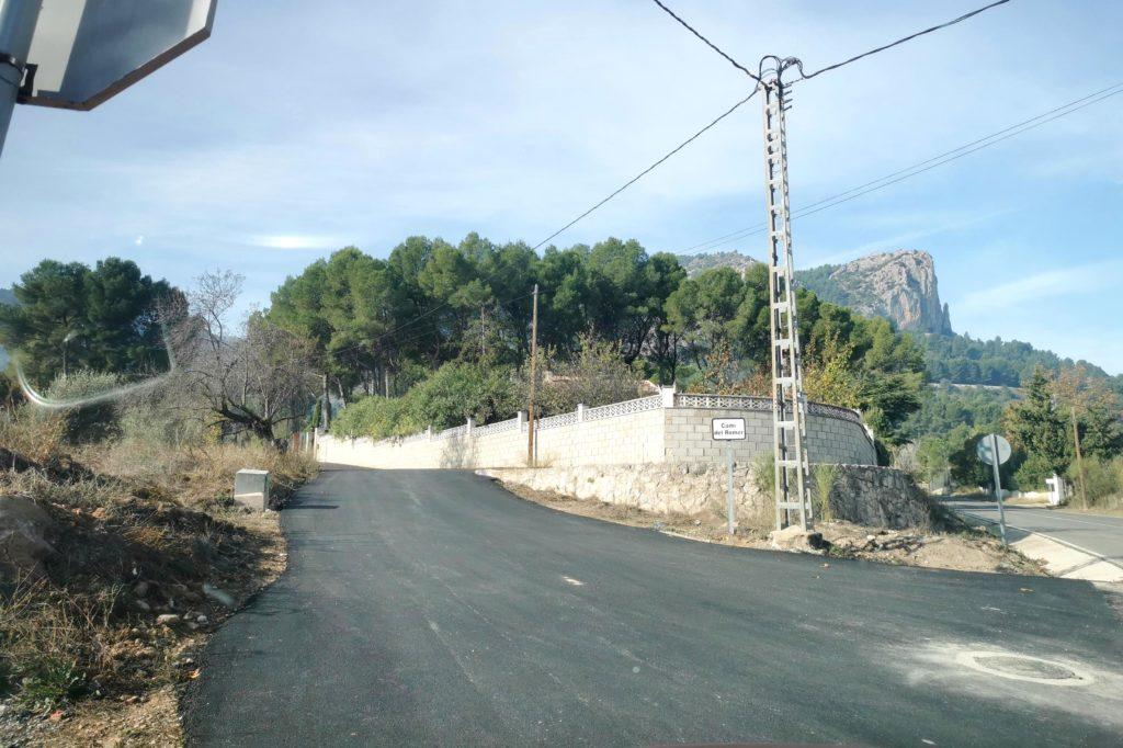 Comença la rehabilitació de camins a Muro