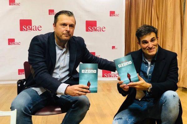 Tirso Calero presenta la seua novel·la 'Ozono' a Alcoi