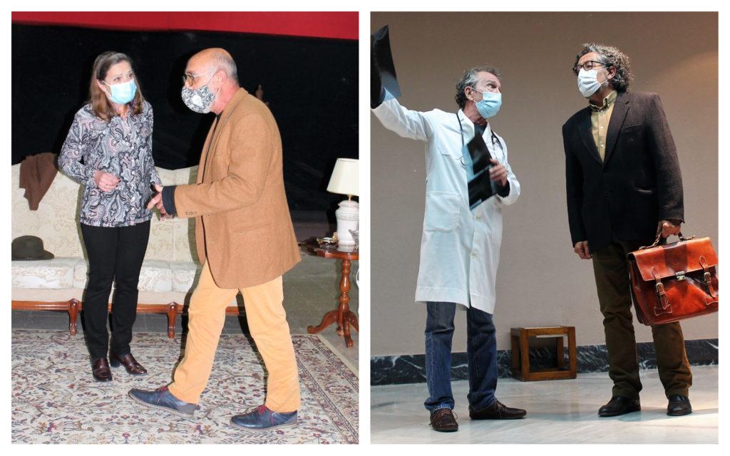 La reducció d'actors marca la nova edició de la Teatram