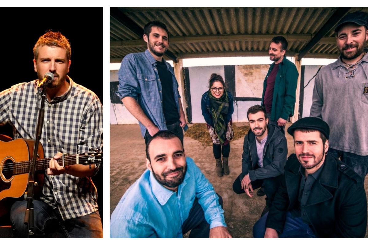 Andreu Valor y El Diluvi estarán en los Premios de la Música