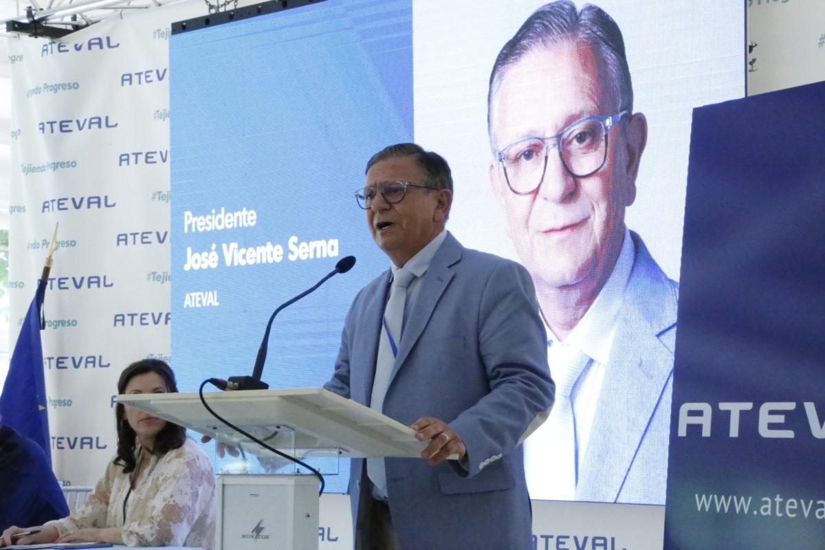 """""""La satisfacció és que el sector ha sabut reaccionar"""" - Pepe Serna, president d' ATEVAL"""