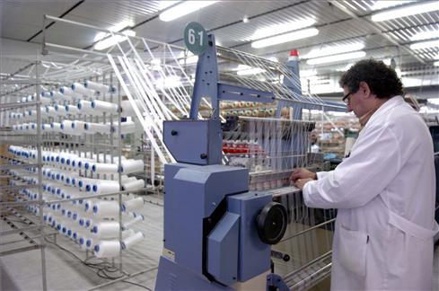 El sector tèxtil esbossa nous plans estratègics i de competitivitat