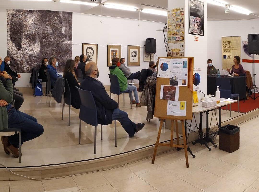 El Centre Ovidi Montllor acoge tres propuestas para esta semana