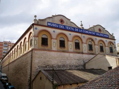 El Consell destina 400.000 euros al Museu del Tèxtil
