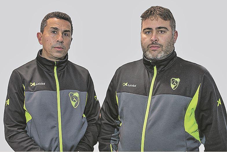 Nuevos tiempos y nuevo organigrama técnico para el CF Ciudad Alcoy