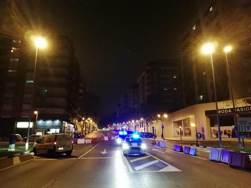 La Policia alça 364 actes de sanció per no portar mascareta