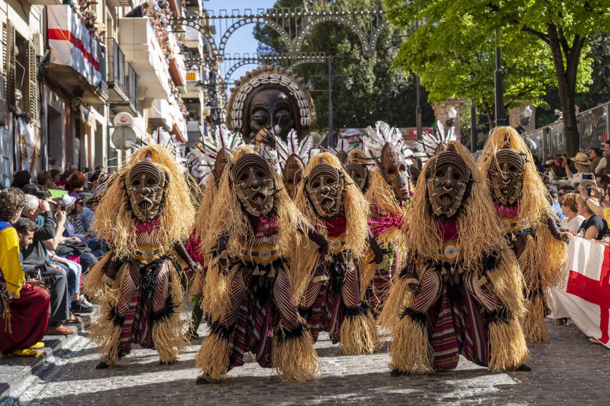 La UNDEF fa costat als Artesans i Professionals de les Festes
