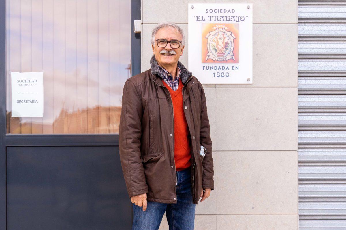 Ricardo Canalejas, nou president de 'El Treball'