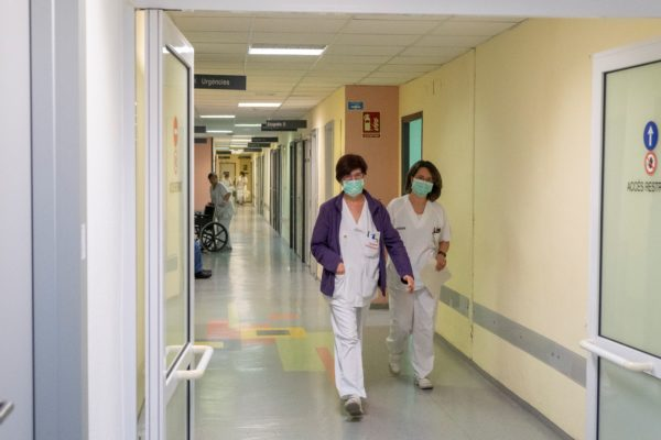 CSIF demana que els contractes en sanitat de reforç per la pandèmia es convertisquen en llocs d'ocupació