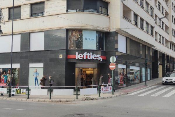 Inditex accede a recolocar trabajadores