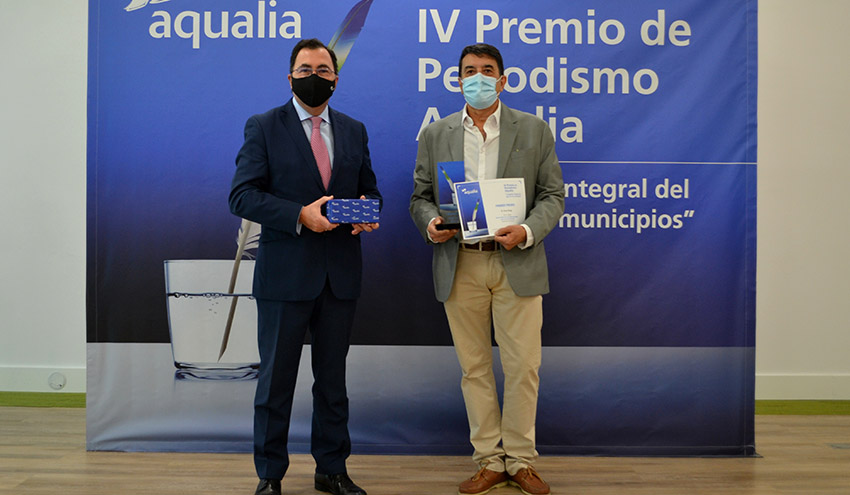 Aqualia lanza la 5ª edición de su Premio de Periodismo