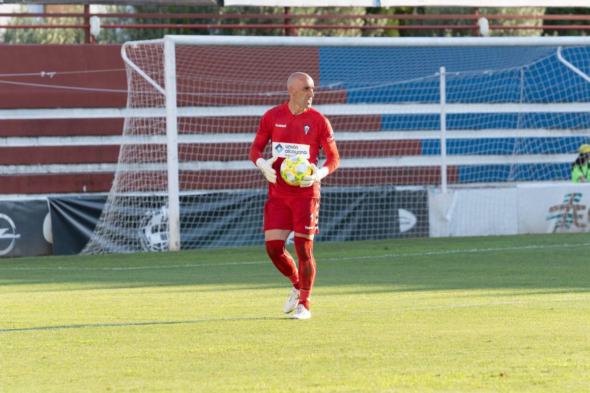 José Juan, el 'abuelo' de la Copa