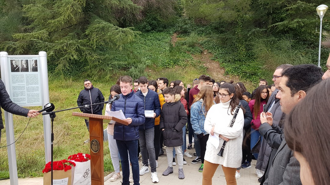 Memòria històrica en l'Andreu Sempere