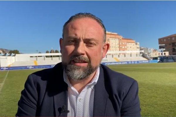 Entrevista al president de l'Alcoyano