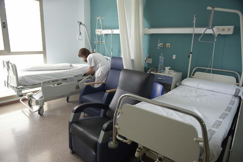 La saturación en el Hospital sigue aumentando