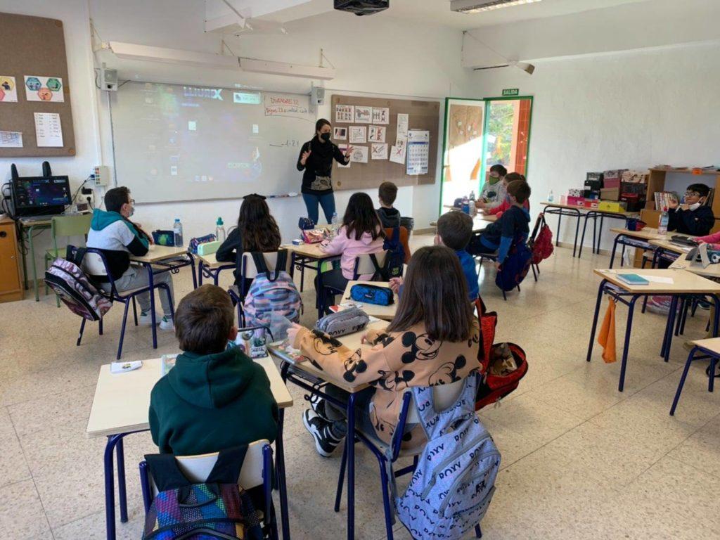 Educació ambiental a Banyeres de Mariola
