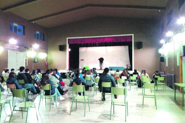 L'IES Pare Vitòria culmina una setmana plagada d'activitats