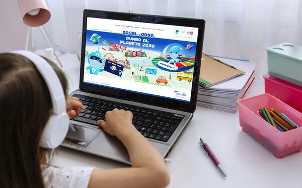 Aqualia convoca el seu concurs de dibuix infantil sobre l'aigua