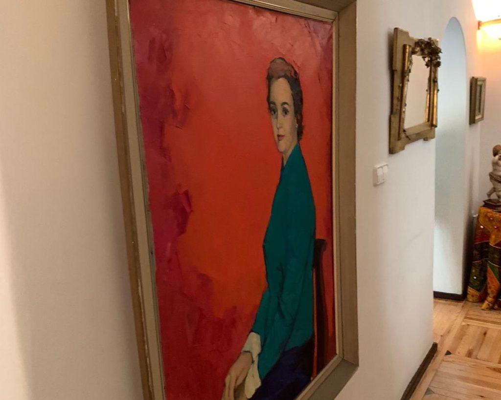 Donan ocho cuadros del artista Ramón Castañer