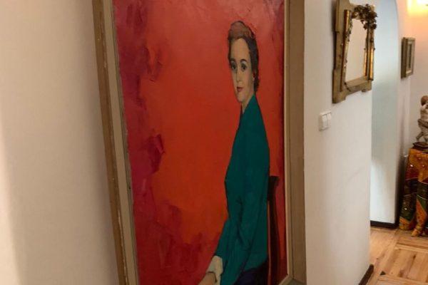 Donen huit quadres de l'artista Ramón Castañer