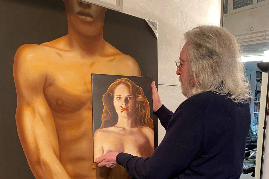 Nus i Nues, Antoni Miró