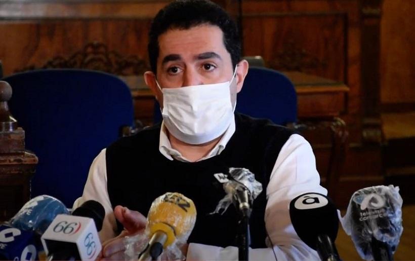 Toni Francés, pide disculpas a la población por haberse trasladado hace diez días a su segunda residencia