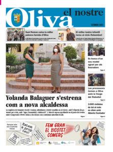 El Nostre Oliva setembre 2021