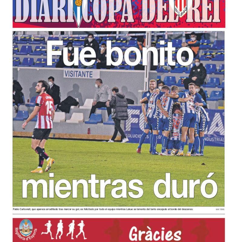Diario Copa del Rey Athletic Club