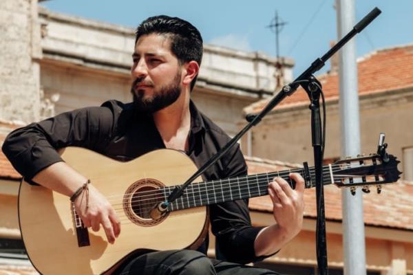 Daniel Climent i la seua passió per la música flamenca