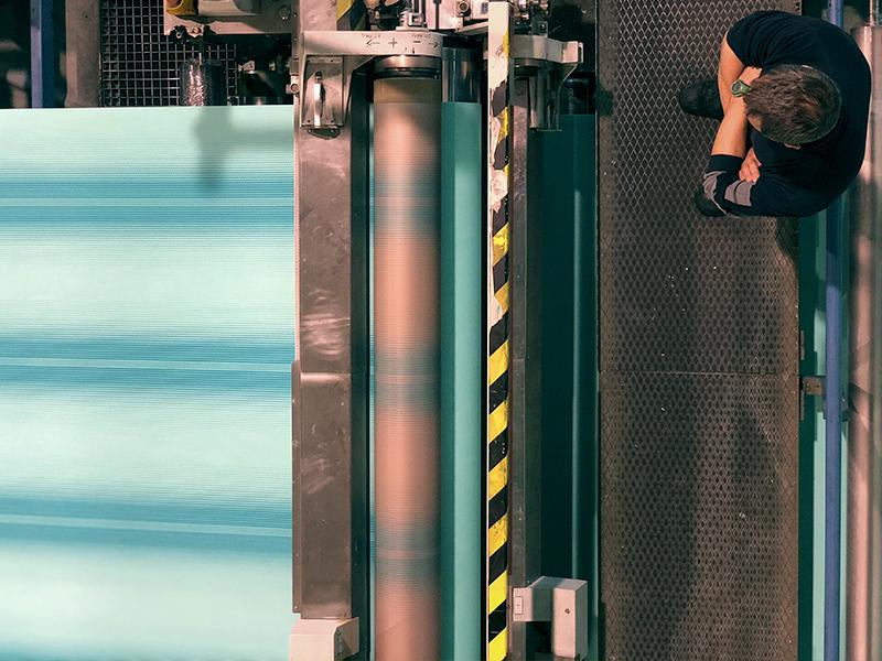 El filtre anticovid més eficaç del món es fabrica a Muro